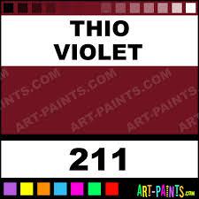 thio violet academy oil paints 211 thio violet paint thio