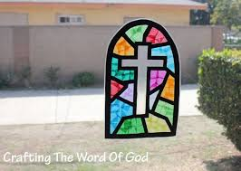Kids Stained Glass Craft - 16 best sun catcher bible crafts images on pinterest bible