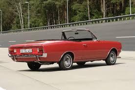 opel rekord 1965 opel schickt zwei besondere rekord an den bodensee auto