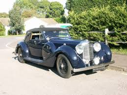 classic bentley for sale on lagonda lg6 drophead coupe peter byrne