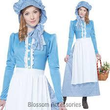 ca51 pioneer pilgrim colonial thanksgiving fancy dress