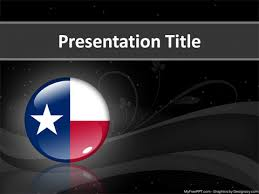 texas powerpoint template metlic info