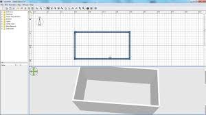 sweet home 3d tutorial for beginner be a home designer create