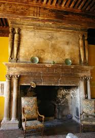 heartwarming continental stone fireplace mantels designs that