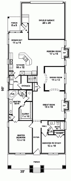 narrow floor plans floor plans narrow lot ahscgs