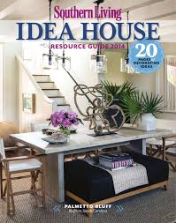 southern living idea house resource guide 2014 by wellborn cabinet