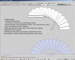 How To Design Stairs by Elliptical Stair Tutorial Youtube
