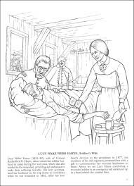 famous women civil war coloring book 005875 details