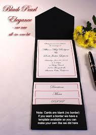 blank wedding invitation kits 46 best wedding invitations images on invitations