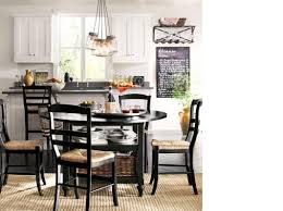 Dining Tables Pottery Barn Style Black Dining Room Table Pottery Barn