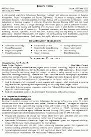 It Risk Management Resume Example Management Resume Manager Resume Example Business