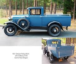 Classic Ford Truck Information - mafca 1931 vehicles