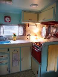 24 best trailer kitchens images on pinterest vintage trailers
