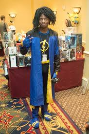 Static Shock Halloween Costume Nerds Magical Girls Fandom Crossovers