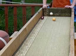indoor carpet ball table carpet ball game youtube
