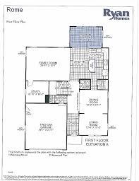 ryan home plans savvy homes floor plans new ryan homes roxbury floor plan home