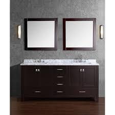 Wooden Bathroom Furniture Cabinets Wood Bathroom Vanities New Vincent Inch Solid Single Vanity In