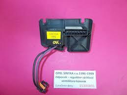 opel sintra 1999 opel sintra odporník ventilátora kúrenia for 20 00 u20ac autobazár eu