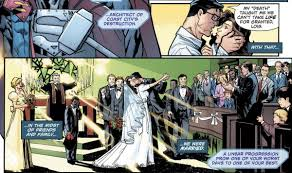 superman the wedding album rewriting the of superman lois and superboy today