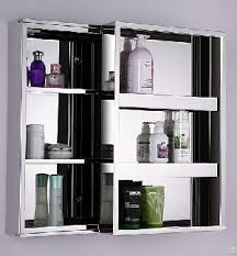 Stainless Steel Bathroom Mirror by Stainless Steel Bathroom Mirror Cabinet Page 1 Products Photo