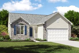ranch home design ranch style house plans with basement wood pinacle c stone exterior ranch home design cleveland northeast ohio