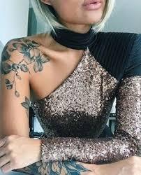 Tattoo Ideas On Shoulder Best 25 Women Shoulder Tattoos Ideas On Pinterest Shoulder