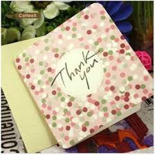 thank you card unique wholesale thank you cards cheap bridal