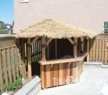 Tiki Backyard Designs by Tiki Bar Ideas For The Backyard Patio And Pool Area Http Www