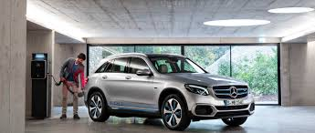 the new mercedes benz glc f cell