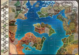Map Of Faerun The Weirdlands Of Xhuul Map Of Nerath The Setting D U0026d 5e Should