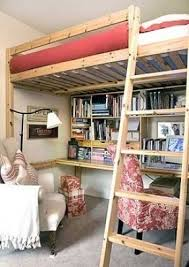 bunk beds with desks underneath hollywood thing