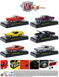 Cars Release M2 Machines Muscle Cars Release 19 Die Cast X