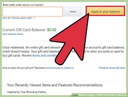 buy used gift cards 3 ways to apply a gift card code to wikihow