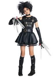 holloween costumes tween scissorhands costume edward scissorhands