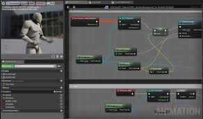 Blueprints by Animation Blueprints Unreal Engine