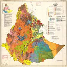Ethiopia Map Africa by The Soil Maps Of Africa Display Maps