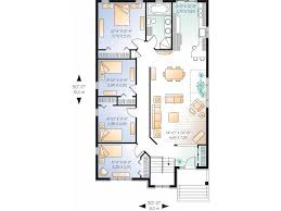 Eplans Cottage House Plan Budget Friendly Plan 1433 Square 32 X 30 House Plans
