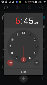 can i set a repeating alarm in android ask dave