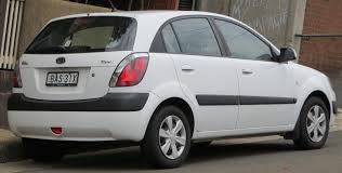 kia hatchback file 2006 kia rio jb hatchback 2012 10 26 jpg wikimedia commons