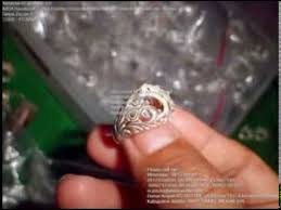 ring cincin alpaka aneka ikat emban cincin