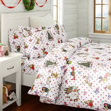 christmas holiday bedding sets the best holiday 2017