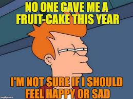 Fruitcake Meme - soy el poli trabajo con edgar cavazos meme