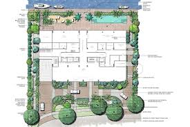 Waterfront Key Floor Plan by Aquablu Tower Cadence Landscape Architects Fort Lauderdale Fl