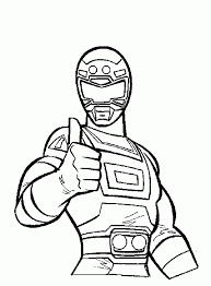 megazord coloring pages coloring