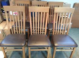 Oak Table And Chairs Oak Dining Table And Chairs Local Classifieds Buy And Sell In