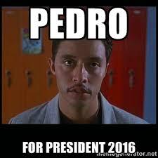 Political Meme Generator - vote for pedro meme generator elected yankee doodle in a gold