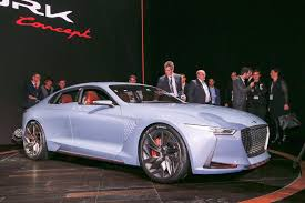 genesis boss discusses the future of luxury motor trend