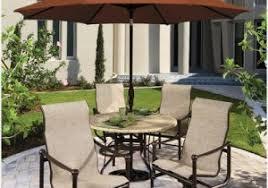 Outdoor Patio Set With Umbrella Outdoor Patio Set With Umbrella Comfy Garden Furniture Top