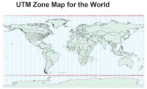 utm zone map utm zone map of indian remote sensing and gis