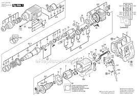 bosch 11224vsr parts list and diagram 0611224739